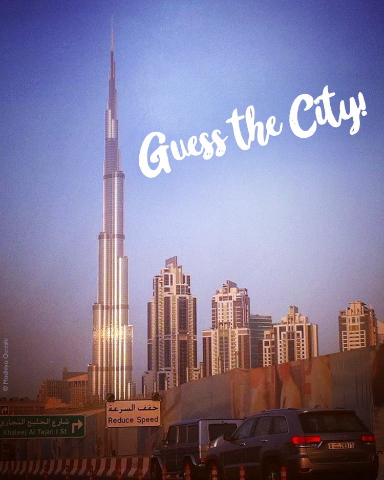 Guess the City! – Lilac Prose
