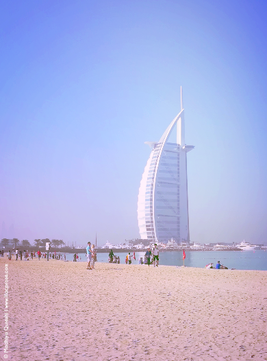 Discover Dubai Part I on Lilac Prose Jumeira Beach