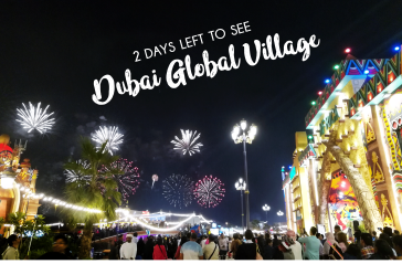 Dubai Global Village Lilac Prose 3