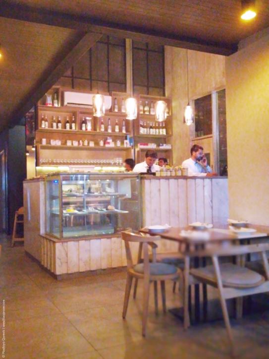 Xander's Restaurant Review, Pizza, Dessert