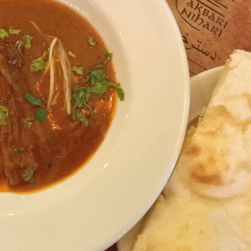 Nihari, Naan, Pakistani Food
