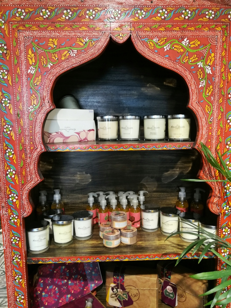 Tali Karachi - A Gift Store_Lilac Prose Crafts Handicrafts Candles